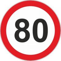 Где в Москве разрешена скорость 80 км/ч
