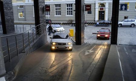 Встречайте бесплатную парковку в Москве