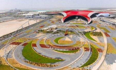 Новый парк аттракционов Ferrari планируют построить в Москве