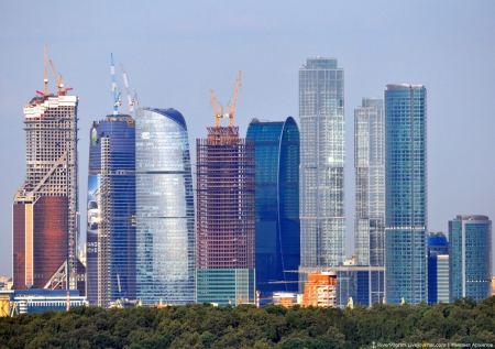 Небоскрёбов в российской столице больше не будет