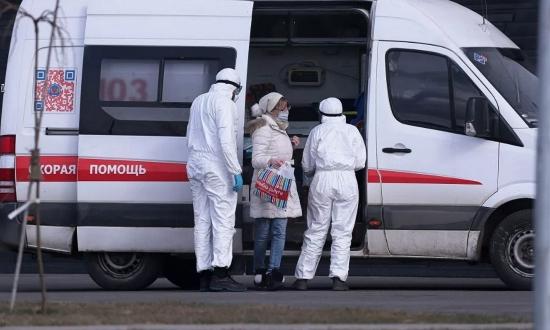 Возросла смертность в Москве