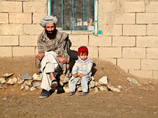 Гуманитарный кризис в Афганистане